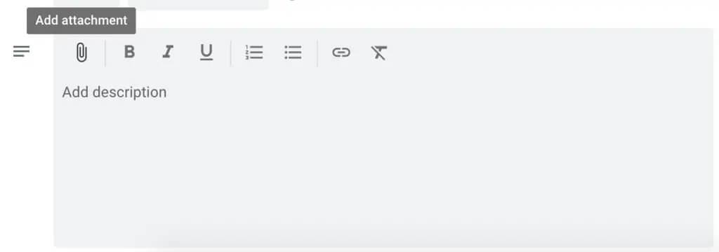 افزودن فایل فای پیوست جلسات در تقویم گوگل